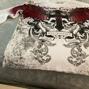Extreme Couture Men's Top